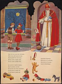 Sinterklaaskaart 15