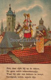 Sinterklaaskaart 17
