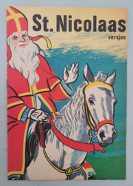 St. Nicolaas versjes: Prachtig Oud Sinterklaasboekje