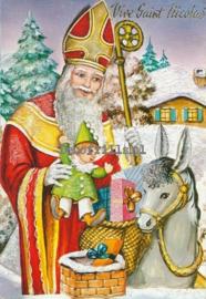 Sinterklaaskaart 32