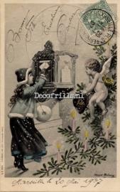 Kerstkaart 153