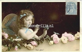 Victoriaanse/Nostalgische kaart 236