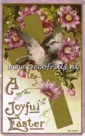Paaskaart - Easter postcard 33