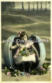 Paaskaart - Easter postcard 10