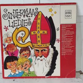 Leuke Sintdecoratie! Oud LP Sint Nicolaasliedjes. Kinderkoor Pippeloentje o.l.v. Ger Leeflang