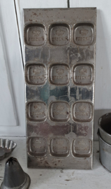 oude/antieke Chocolademal RINGERS chocolaatjes