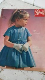 Oude LIBELLE uit 1963: Nr. 27 - 6 juli. Met heel veel oude advertenties!