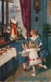Sinterklaaskaart 22