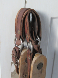 Oude Sleetse houtjes - Friese doorlopers - A