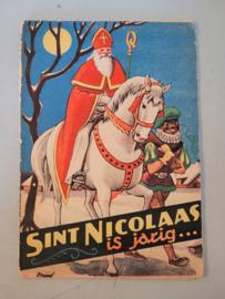 Sint Nicolaas is jarig: Prachtig Oud Sinterklaasboekje