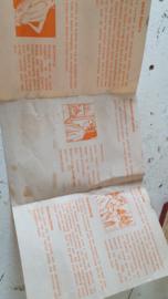 Oude verpakking SLOAN's LINIMENT: Doodt Pijn!