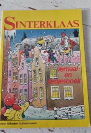 SINTERKLAAS Verhaal- en Liedjesboek. Willemien Kuitenbrouwer. uit 1990