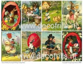 Paaskaart - Easter postcard 22