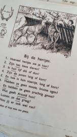 ca. 1950: ONTLUIKEND LEVEN doos B.  - E.A. Alderts. Met 46 kaarten