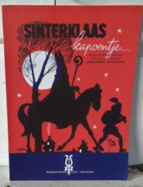 Sinterklaasboek: SINTERKLAAS KAPOENTJE. Jos Vranken/Piet Gertenaar