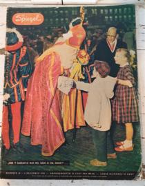 Tijdschrift de SPIEGEL: Sinterklaasuitgave van 6 december 1958
