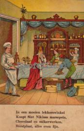 Sinterklaaskaart 16