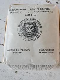 Oud pakje AMIDON REMY Rijststijfsel