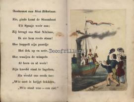 Sinterklaaskaart 11