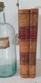 2 DELEN:  LEHRBUCH der SPECIELLEN Pathologie und Therapie der inneren Krankheiten. uit 1889