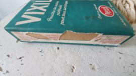 Oude verpakking VIXIL wasmiddel van Persil - jaren 50