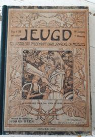 Uit 1916: JEUGD Geïllustreerd tijdschrift voor Jongens en Meisjes. 14e Jaargang