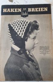 Bijlage LIBELLE December 1951: HAKEN en BREIEN