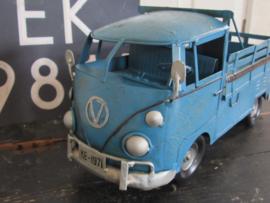 Stoere, Grote VW Pick Up. Model. Metaal