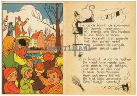Sinterklaaskaart 24