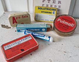 ALLES voor uw verkoudheid! Aspirientjes, Agré-Gola, Vitamine C ... etc.