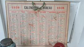 Bureau Français ...  kantoorspullen met Franse Bureau kalender
