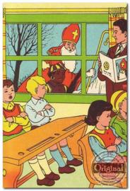 Nostalgische Sinterklaaskaarten