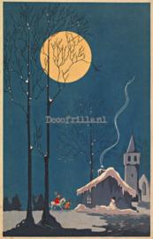 Sinterklaaskaart 31
