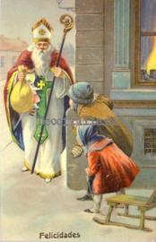 Sinterklaaskaart 35