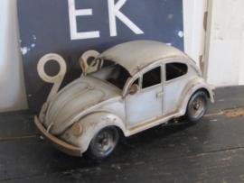 VW Beetle/Kever RAT LOOK (nieuw) . Groot metalen model