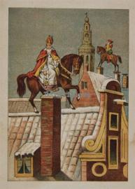 Sinterklaaskaart 9