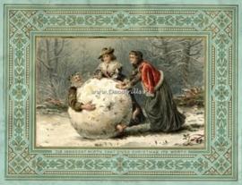 Kerstkaart 144