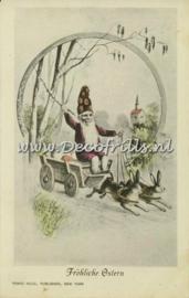 Paaskaart - Easter postcard 31