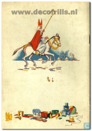 Sinterklaaskaart 37