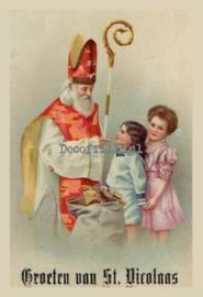 Sinterklaaskaart 33