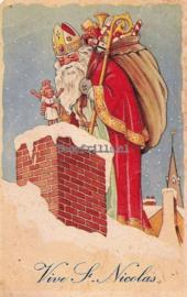 Sinterklaaskaart 3