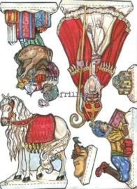 Sinterklaaskaart 19