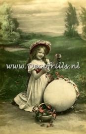 Paaskaart - Easter postcard 11