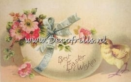 Paaskaart - Easter postcard 20
