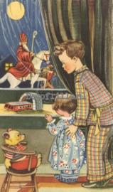 Sinterklaaskaart 25