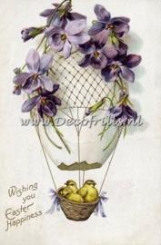 Paaskaart - Easter postcard 15