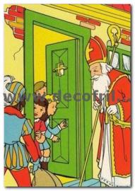 Sinterklaaskaart 34