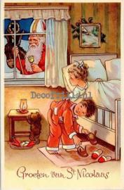 Sinterklaaskaart 13