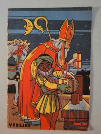 Versjes: Prachtig Oud Sinterklaasboekje