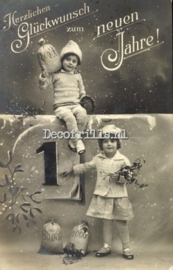 Kerstkaart 157